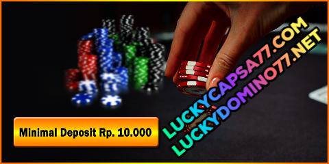 Minimal Deposit 10Ribu Situs Poker Online Uang Asli Terbaik
