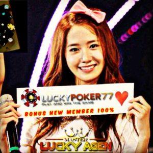 Agen Judi Poker Online Bonus New Member 100%