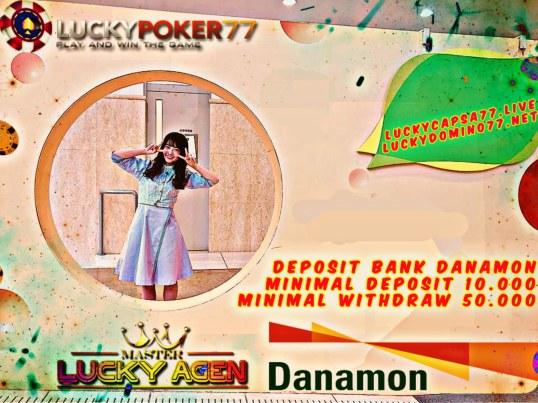 Agen Poker Online Terbaik Deposit Bank Danamon